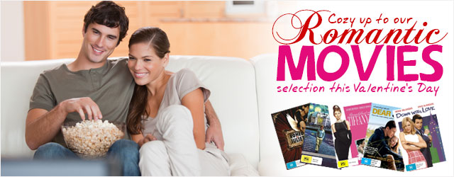 Cozy up to Bigpond movies romantic selection this Valentine's Day