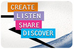 Discover new music or create your own Mixtape